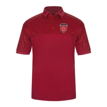 Crest - Badger Tonal Blend Polo Thumbnail