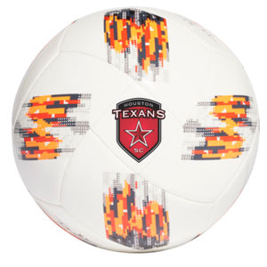 Texans - MLS Soccer Ball Thumbnail